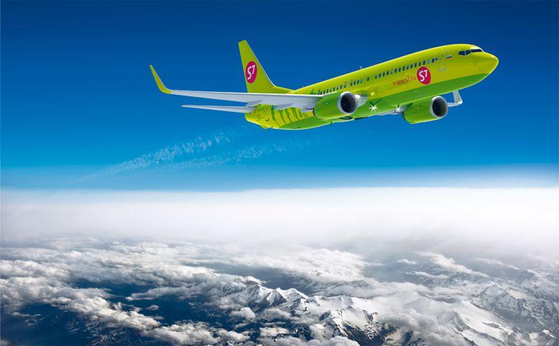 S7 пока не меняет расписание полётов из Норильска.