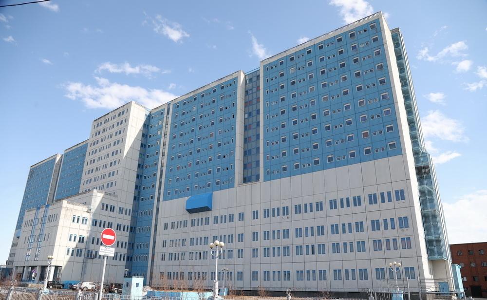 Терапевтическое отделение больницы в Оганере закрыто на карантин до 10 мая