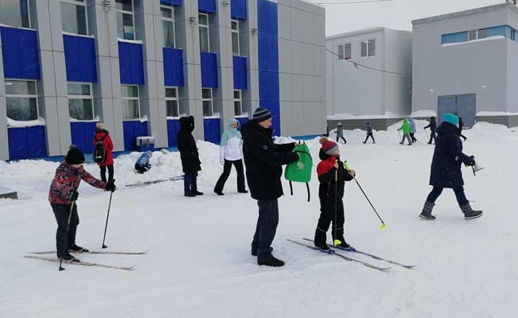 На «Оль-Гуле» открылся лыжный сезон