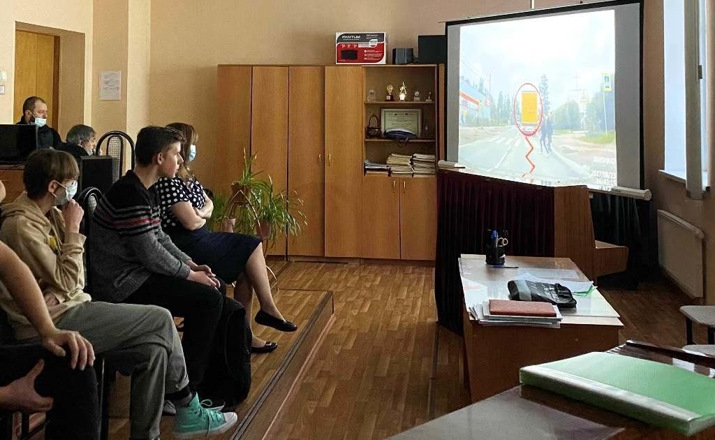 Норильские госавтоинспекторы присоединились к акции «Студенческий десант»