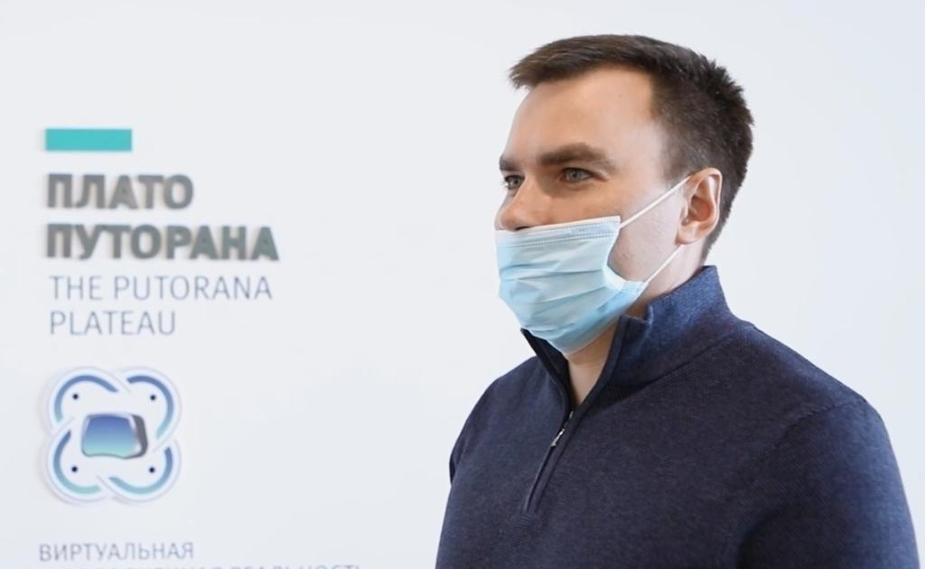 Дмитрий Карасев побывал с рабочим визитом в Красноярске
