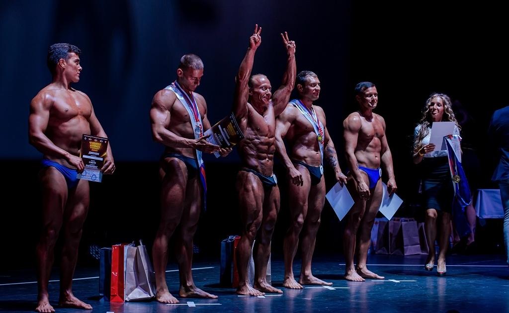 В Норильске состоялись чемпионаты города по армрестлингу и бодибилдингу