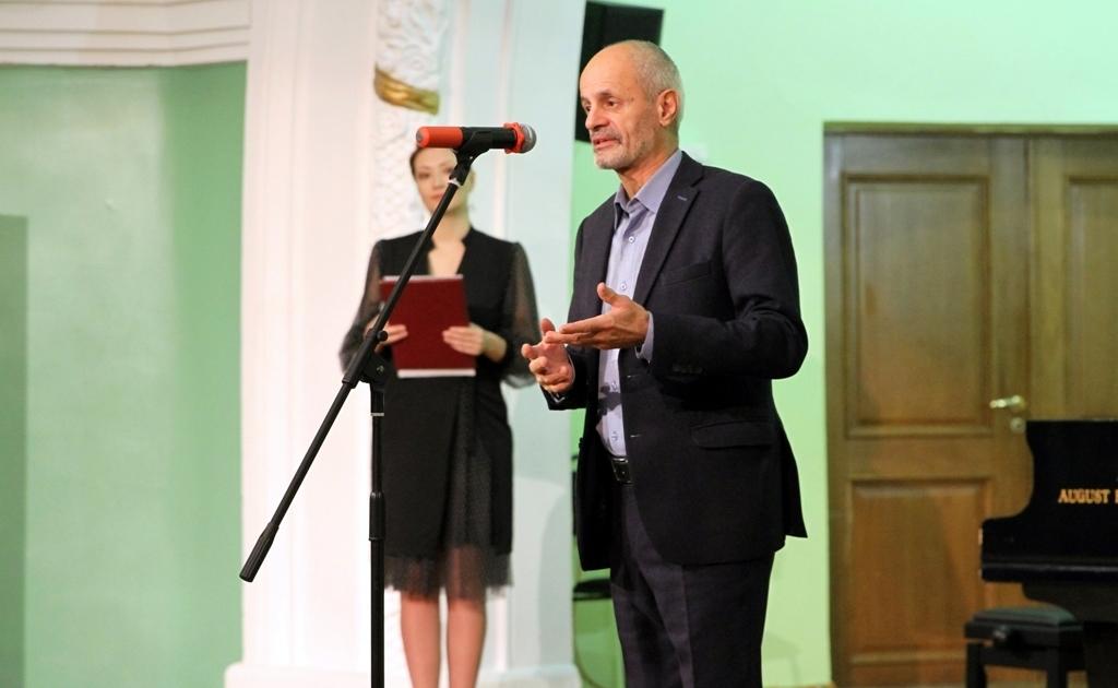 Впервые в Норильске состоялся конкурс «Новые имена»