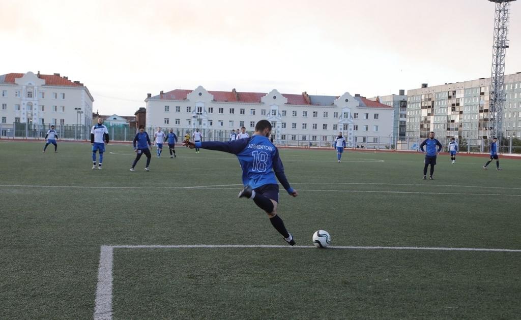 В Норильске проходит 40-й Кубок «Заполярной Правды» по футболу