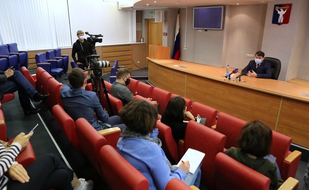 Глава Норильска призвал губернатора Красноярского края помочь в борьбе с коронавирусом
