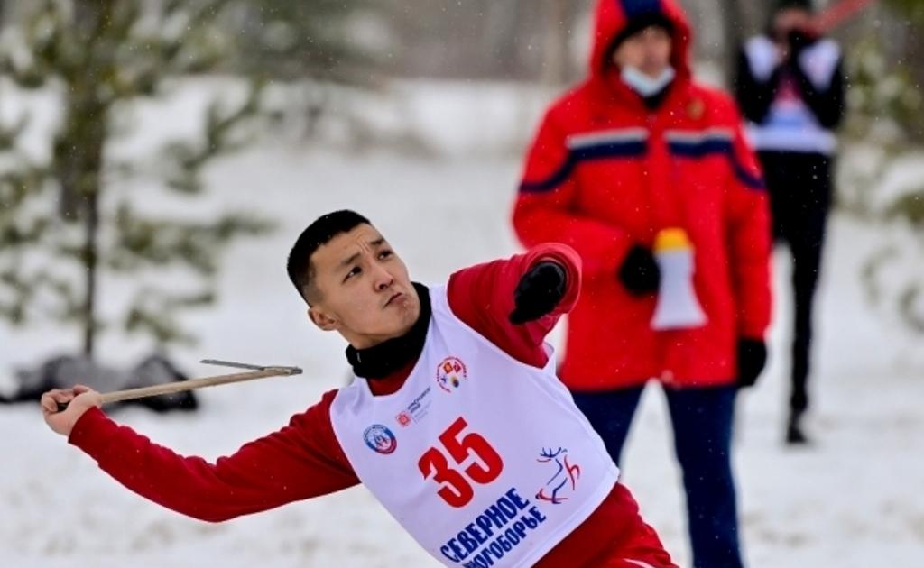 В Красноярье создадут тренировочную базу по северному многоборью