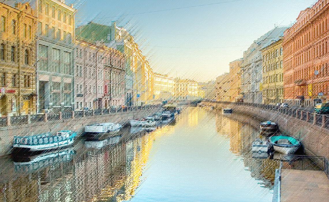 Норильску из Санкт–Петербурга