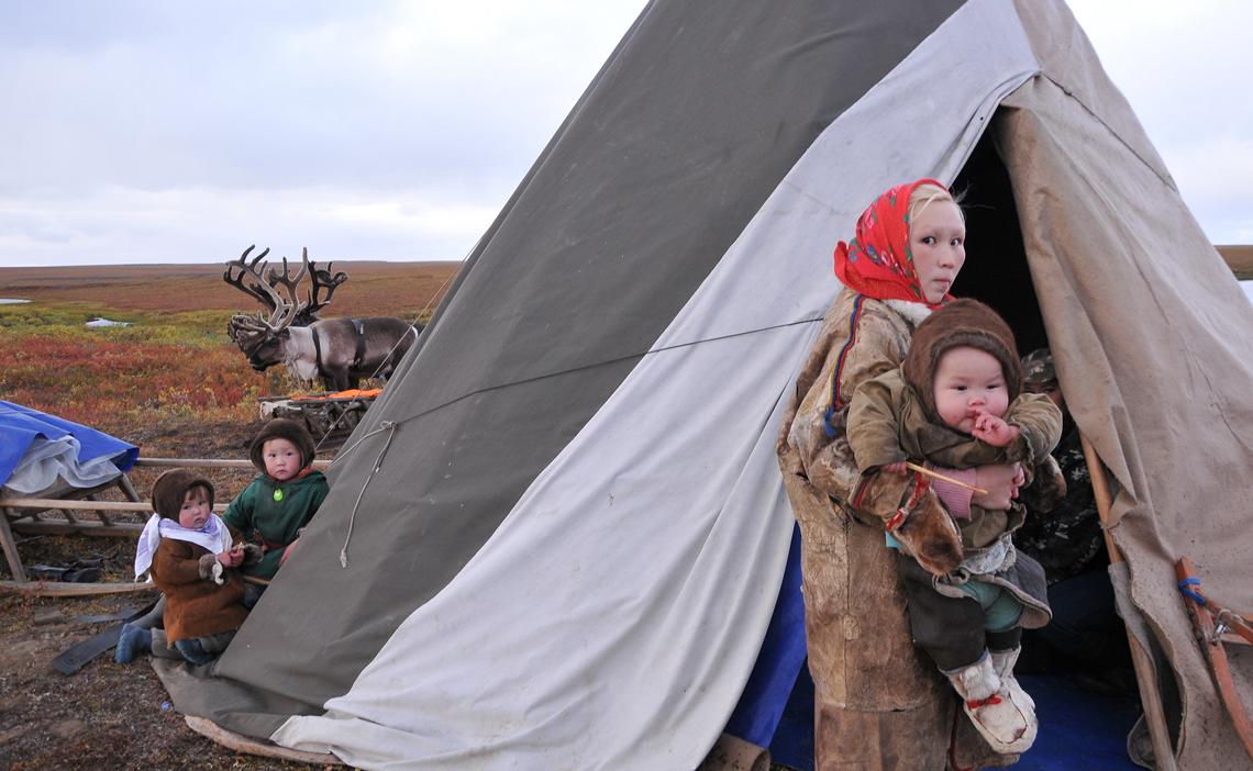 Предлагается отменить все налоги для коренных малочисленных народов Севера, проживающих в Арктической зоне России