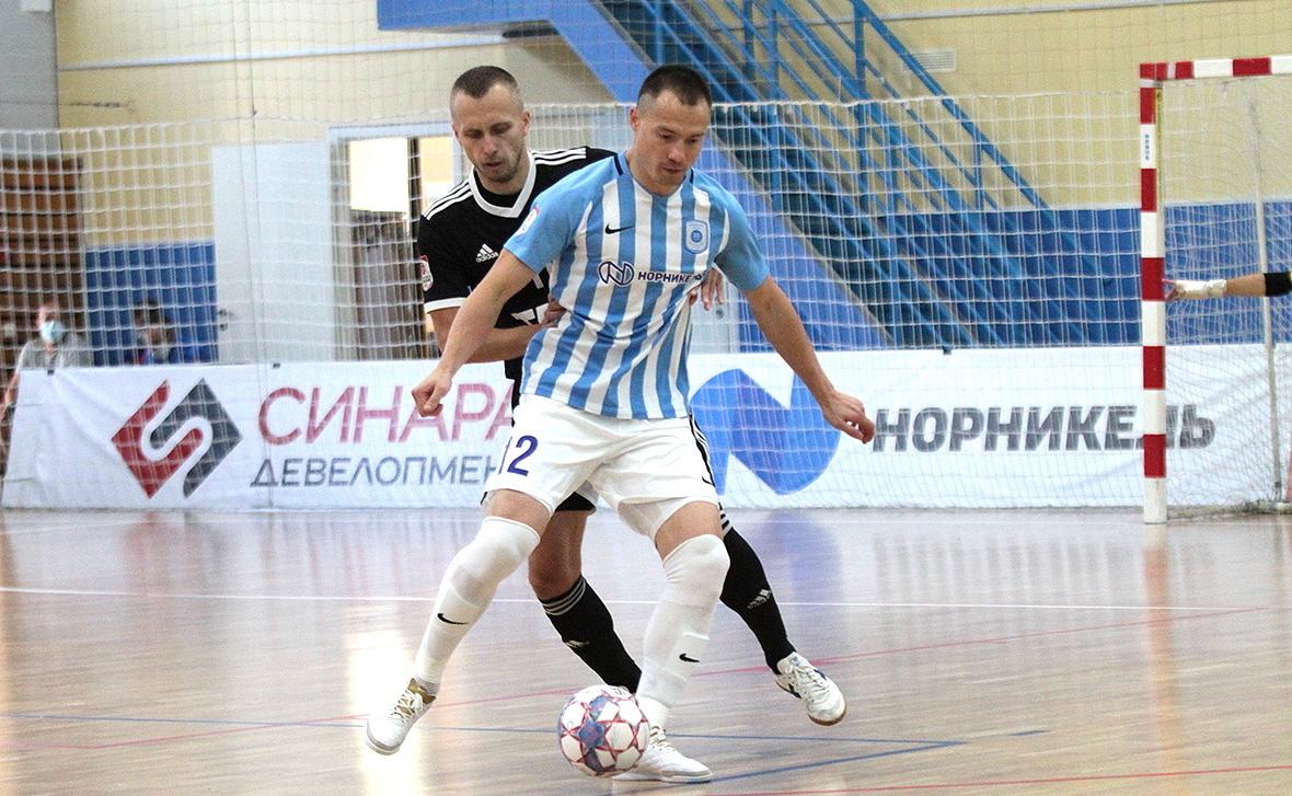 Итоги плэй-офф чемпионата России для МФК «Норильский никель»