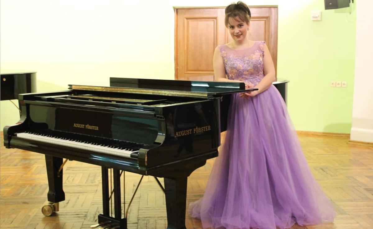 Норильчанка стала лауреатом первой степени III Открытого вокального фестиваля