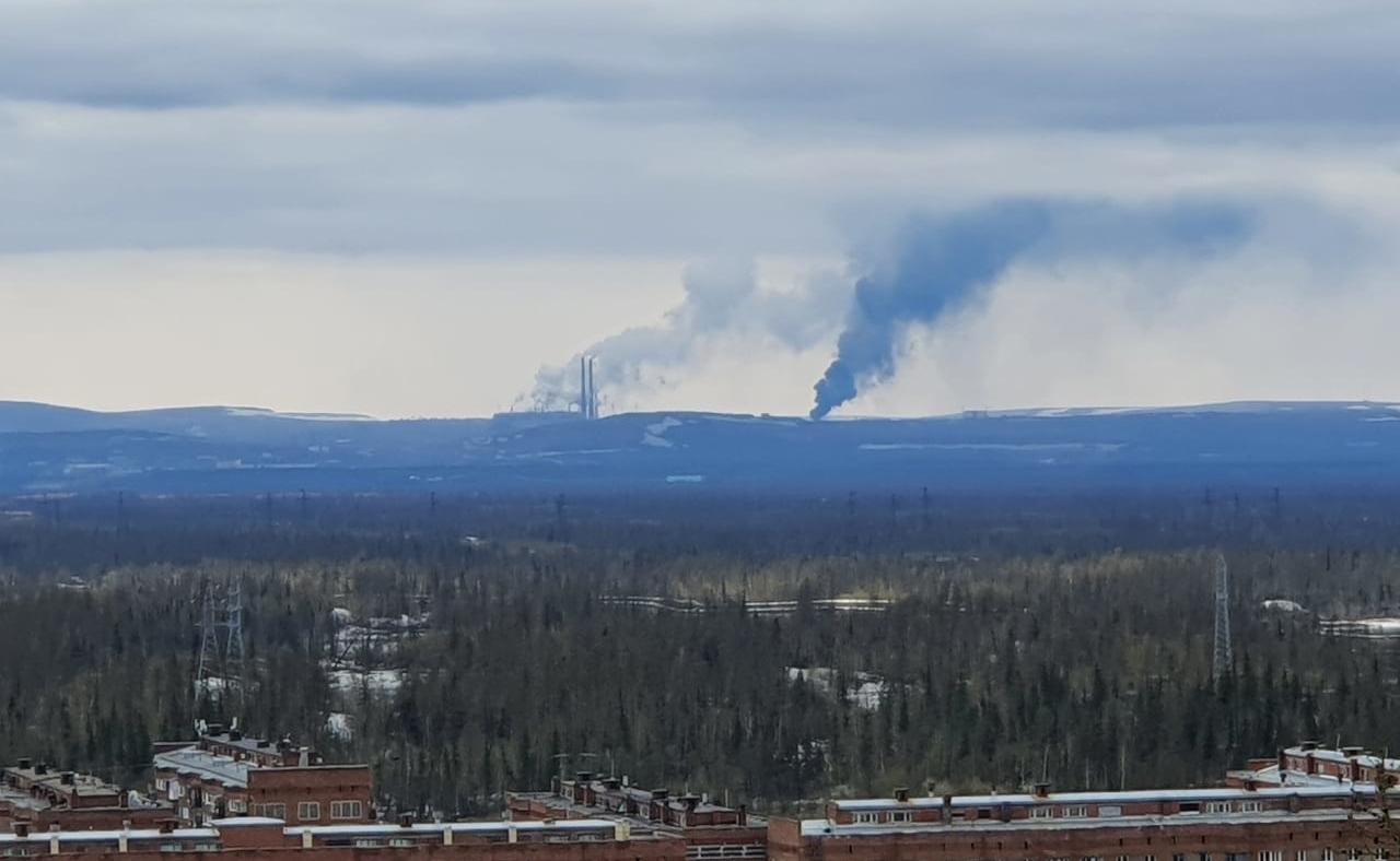 Пожар на ТЭЦ-3 не повлияет на качество жизни горожан