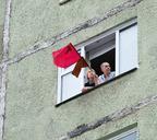 Кайеркан отметил 75-летие Великой Победы участием во всероссийских акциях