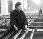 Цех электролиза никеля, 1943 год
