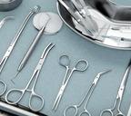 Часть платины идёт в медицинскую промышленность. Из неё и её сплавов в том числе изготавливают хирургические инструменты