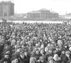 Митинг на стадионе «Динамо»