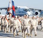 Парад Победы в Сирии