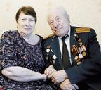 Дмитрий Иванович с супругой Валентиной Ивановной