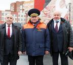 Отвечал Владимир Петрович и за организацию ежегодного парада Победы в Норильске