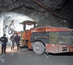 Знаковое событие 2020 года — ввод в эксплуатацию подземной ремонтной базы самоходного дизельного оборудования