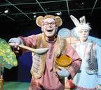 Премьера сказки «Как Петушок Лису наказал» в Заполярном театре драмы