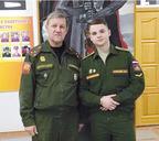 На каникулах с офицером-наставником в кадетском корпусе