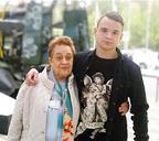 Встреча с бабушкой в Красноярске
