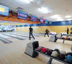 Для любителей боулинга уже работает боулинг-центр на шесть дорожек
