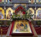 Православные Норильска отметили праздник Святой Троицы