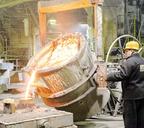 На заводе освоили технологию производства синтетического чугуна