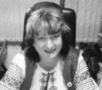 Татьяна Шайбулатова, председатель Союза писателей Таймыра в Красноярском крае