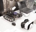 Главная задача робота—маркшейдера — съёмка в труднодоступных или опасных для человека местах