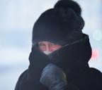Уже больше недели в Норильске царят морозы