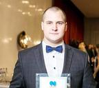 Артём Рыжиков удостоен почётного корпоративного звания «Лучший старт года»