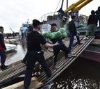 Первые суда с коммерческим грузом в Дудинке ждут 22 мая