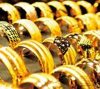 Золото часто используется в изготовлении ювелирных изделий