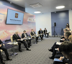 По мнению участников диалога, перспективы развития туризма в Арктической зоне России выглядят многообещающе