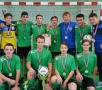 В Норильске подвели итоги третьего юношеского турнира «Полярный Мишка». Лучшей в розыгрыше стала команда школы № 37.