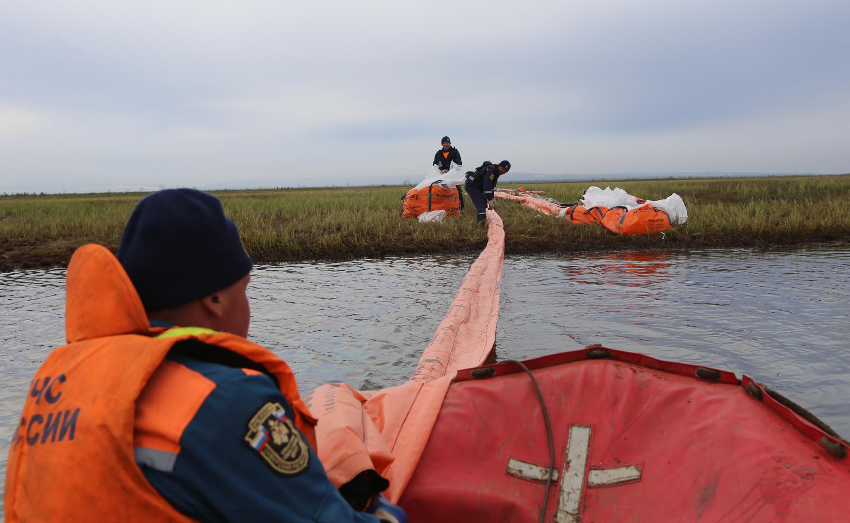 Ситуация с загрязнением водных объектов Таймыра стабилизировалась, превышения ПДК некритичны
