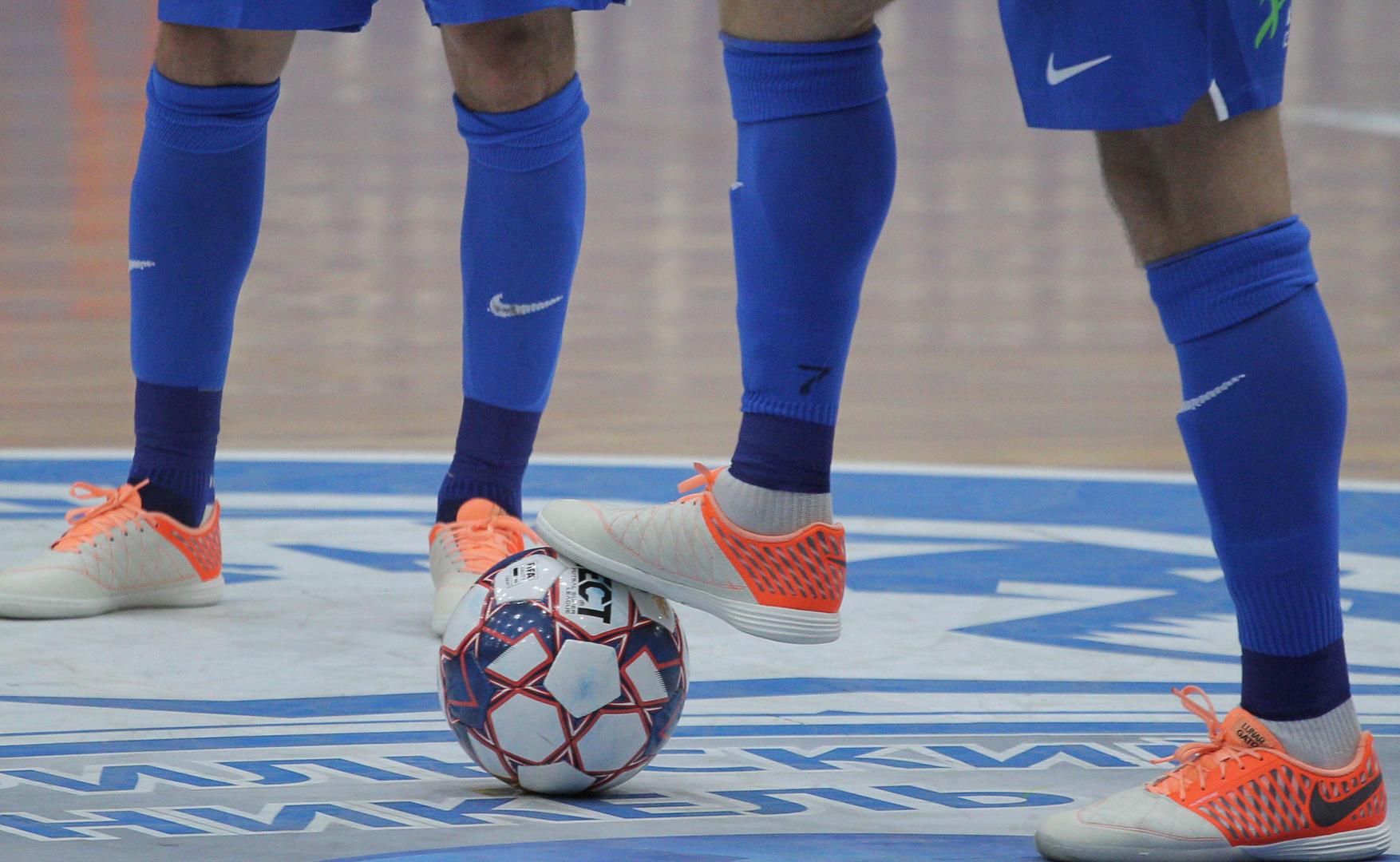 МФК «Норильский Никель» вышел в четвертьфинал Кубка России по мини-футболу