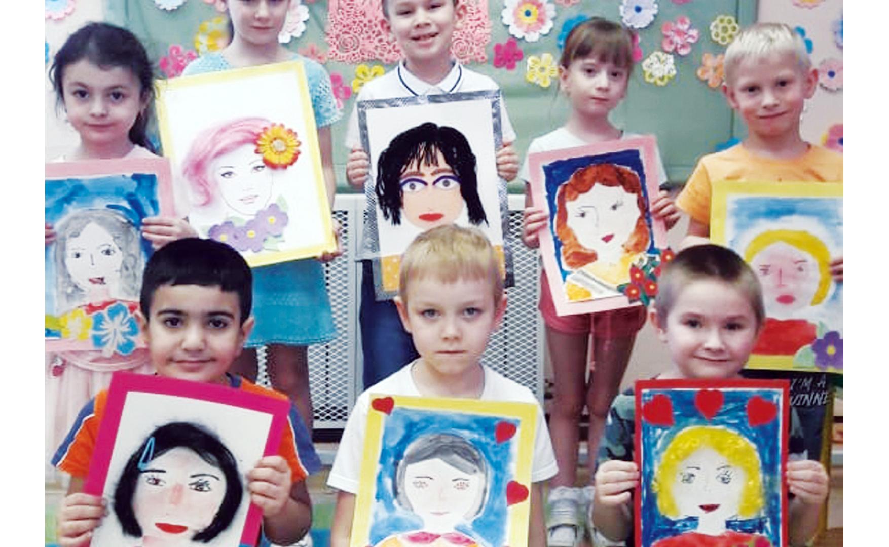 Литературную гостиную устроили в группе «Непоседы» детсада «Радость»