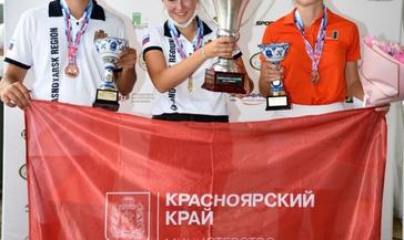 Красноярские гольфисты завоевали три медали на XXX чемпионате России по гольфу