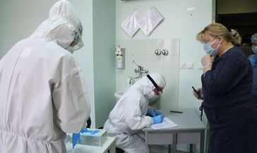 Ещё больше врачей в Красноярском крае получат премию за работу во время пандемии коронавируса