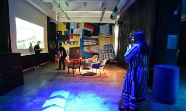 На выходных в Норильске прошёл фестиваль звуковых явлений «Шум»