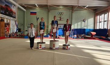 С 1 по 5 февраля в Красноярске состоялся чемпионат и первенство Красноярского края по спортивной гимнастике