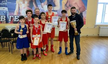 В Талнахе в минувшие выходные прошёл турнир по боксу «Приз Талнаха»