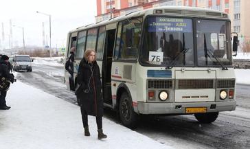 Сократилось количество автобусов частных фирм