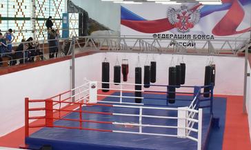 Боксёры открыли сезон после снятия запрета на проведение спортивных мероприятий