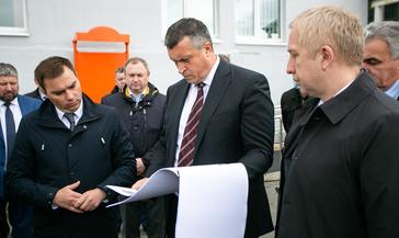 В Норильск с рабочим визитом прибыл статс-секретарь - замминистра РФ по развитию Дальнего Востока и Арктики