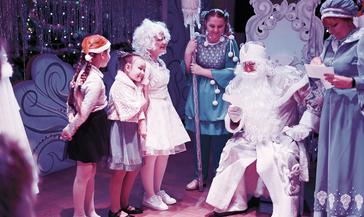 В минувшем году Дворцу творчества детей и молодежи исполнилось 50 лет