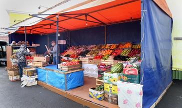 Власти Норильска взяли под контроль овощные палатки